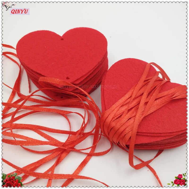 16 Hati Bukan Tenunan Garland Kreatif Cinta Jantung Tirai Romantis Dekorasi Pernikahan Pernikahan Tata Letak Ruangan Diy Pernikahan Perlengkapan 5Z