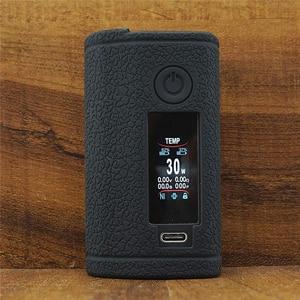 Image 2 - Texture Case for ASMODUS Minikin 3S 200w Kit Box mod Vape Kit Silicone Cover Skin Sleeve wrap Protective Gel for Minikin V3