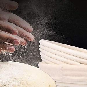2 упаковки 9-дюймовая корзина для выпечки хлеба-миска для выпечки, подарки для пекарей, корзинки для теста, корзина для хлеба