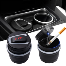 Car Ashtray Gt-Accessories Cup-Container Cigar Ford BMW X1x3/X5x6/E83/.. Car-Styling