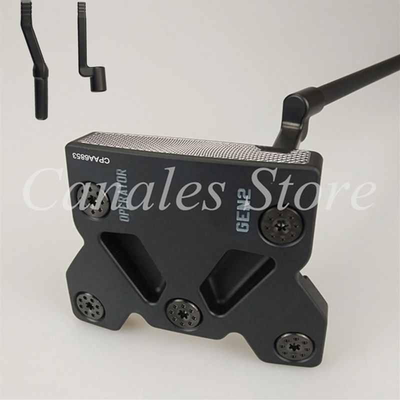 Golf Putter Operator Gen2 Black Butterfly Putters 32\33\34\35\36 Inch Club Golf Club High Quality Free Shipping.