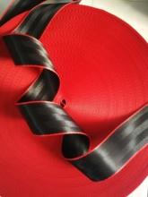 XIMOOR 4M-36M czarno-czerwony pas bezpieczeństwa w samochodzie uniwersalny samochód spersonalizowana modyfikacja pas bezpieczeństwa taśmy samochodowe akcesoria tanie tanio Polyester Pasy bezpieczeństwa i wyściółka Car Personalized Modification 1 8kg 4 7cm black-red Car Seat Belt Webbing