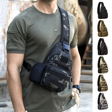 New USB Charging Chest bag Outdoor Military Camouflage Shoulder Bag Tactical Army Assault Pack mochila tactica mens tactical shoulder bag backpack sling chest bag assault pack messenger bag