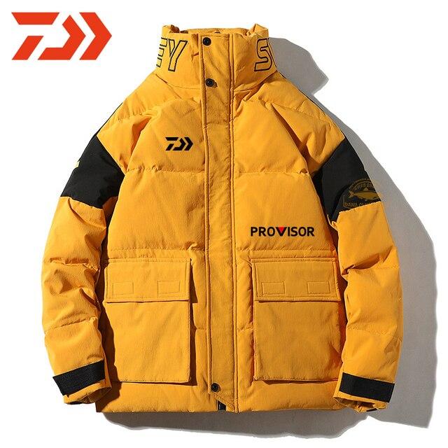 Jacket Warm Hooded - Fishing A-Z