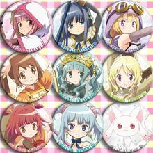 9pcs/1lot Anime Puella Magi Madoka Magica Kaname Ma