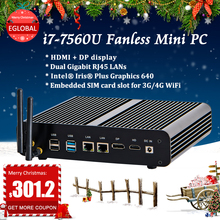 Eglobal Fanless Mini computer…