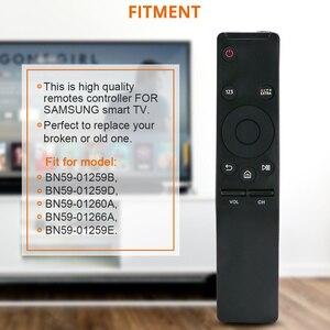 Image 4 - استبدال TV تحكم عن بعد جديد ل BN59 01259B BN59 01259D سامسونج LED 3D الذكية لاعب IR تحكم عن بعد