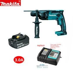 Martillo rotativo Makita SDS PLUS DHR165 DHR165Z DHR165RME 18V 2 modos de velocidad Variable, 220 ~ 240V