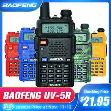 Baofeng VHF UHF Radio-Station Transceiver Walkie-Talkie Ham-Radio Professional UV5R Hunting
