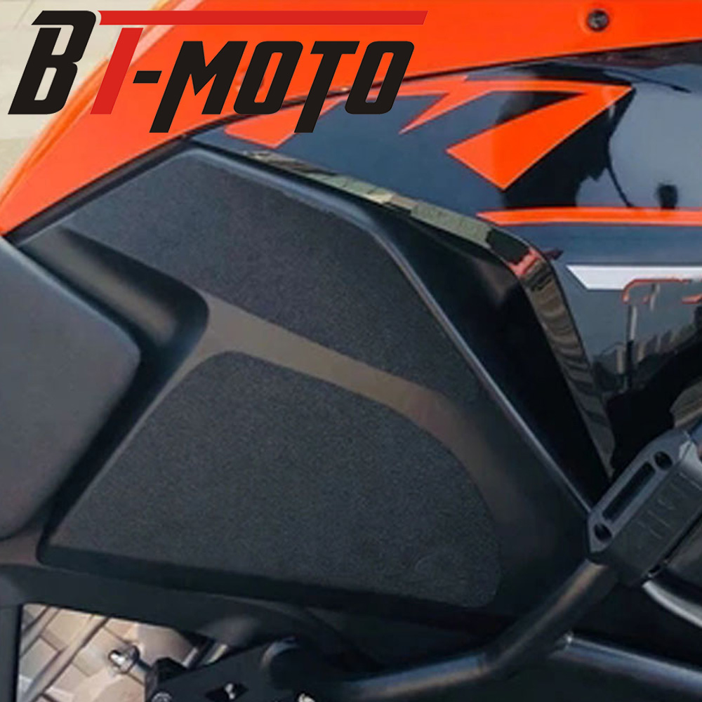 High Quality  Motorcycle Tank Traction Side Pad Gas Fuel Knee Grip Sticker Decal  For KTM 1050 1090 1190 Adventure 1290 Super