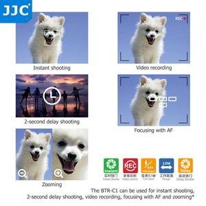 Image 5 - JJC BR E1 Wireless Remote Control Controller for Canon EOS M50 Mark II 6D Mark II R5 R6 R RP 90D 77D 850D 800D 200D II M200 M50