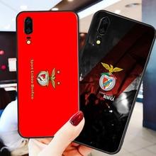 Yinuoda Phone Case For Sport Lisboa e FC Huawei P9 lite P10 Shell DIY P8 2017 mate 10 P30 NOVA