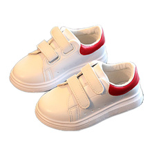 PandaQ Kids Shoes White Sport Toddler Childrs Footwear Boys Sneakers Solid Casual Breathable Tenis Infantil Disney Frozen Botas