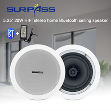 Home Bluetooth Ceiling Speakers 5.25