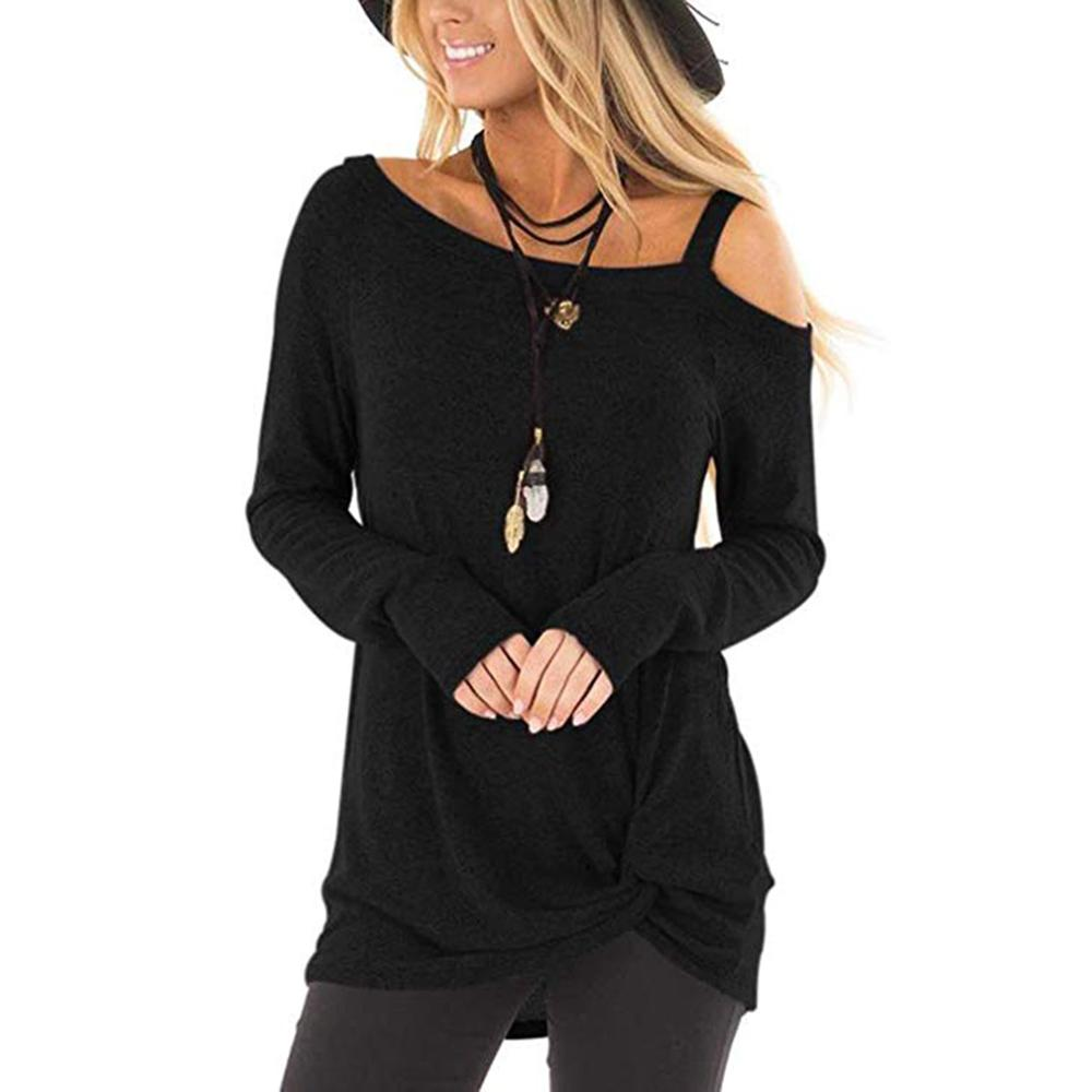 Womens Fashion Long Sleeve Off The Shoulder Sweater Batwing Sleeve Oversized Knit Pullover Sweater Slouchy Tops Shirts Blouse