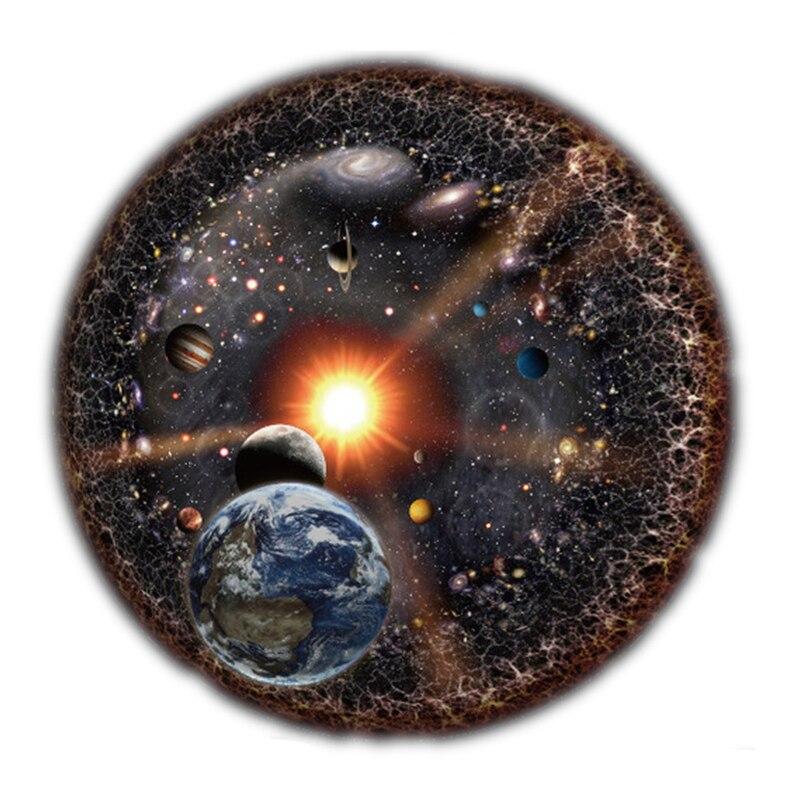 1000 pièces/ensemble de Puzzle univers planète arc-en-ciel lune terre Puzzle adultes enfants Puzzle décompression jouet cadeau éducatif