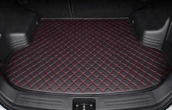 All Custom Car trunk mats for Nissan Armada Altima Dualis Juke Rogue Versa 350Z 307Z etc car-styling all weather carpet floor