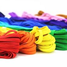 5 метров 6 мм-Вьетнамки с эластичным ремешком; Эластичная лента для волос Швейные ленты талии на ремне, DIY аксессуары для одежды