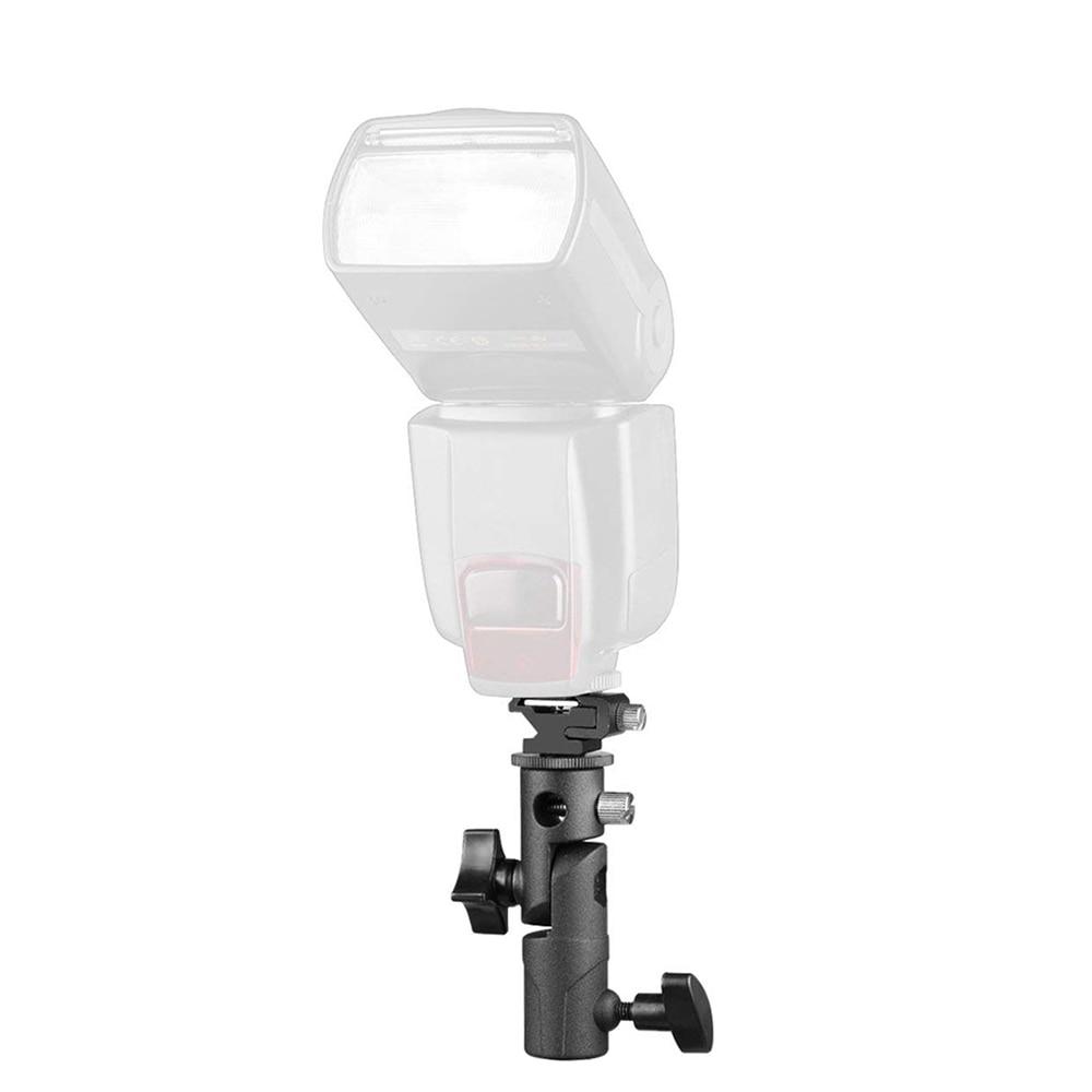 Mbështetëse mbajtëse çadre speedlite mbajtëse mbajtëse dritash - Kamera dhe foto - Foto 2