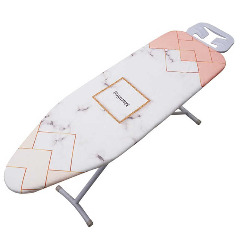 1PC Household Ironing Board Cover Thick Printed Heat Insulation Accessories 140x50cm For Ironing Cloth Guard Protect Garment