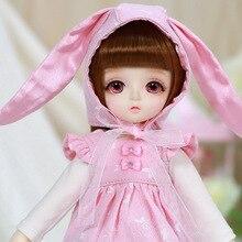 LCC Miu 1/6 BJD SD ตุ๊กตาชุดเด็ก Oueneifs คุณภาพสูงของเล่นเรซิ่นฟรี Eye Balls แฟชั่น Shop
