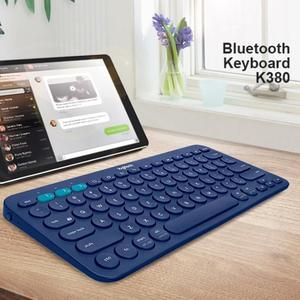 Image 5 - Logitech K380 Multi Device Bluetooth Wireless Keyboard Ultra Mini Mute for Mac Chrome OS Windows for iPhone iPad Android