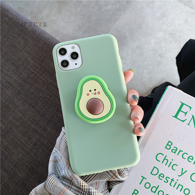 Avocado Soft Case for iPhone SE (2020) 25