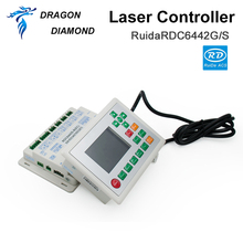 Ruida RDC6442G Co2 Laser DSP Controller for Laser Engraving and Cutting Machine ruida rd rdlc320 a co2 laser dsp controllerr rd320a co2 laser controller use for laser engraving and cutting machine