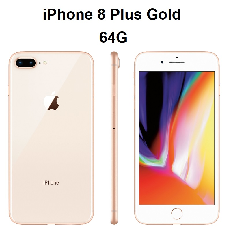 8 Plus Gold 64G
