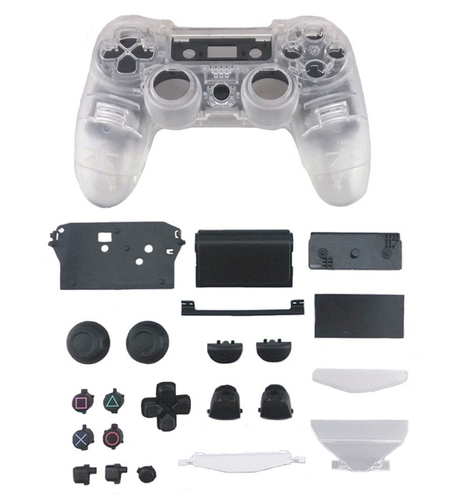 Good quality and cheap ps4 controller shell clear in Store