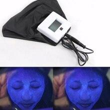 Уход за кожей УФ увеличивающий анализатор тестирование косметическое оборудование лицевой спа салон дерево лампа свет лица аналитический прибор