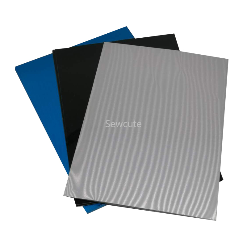 5PCS STAMP RUBBER SHEET GREY FOR LASER ENGRAVING//CUTTING MACHINE A4 2.3 MM New