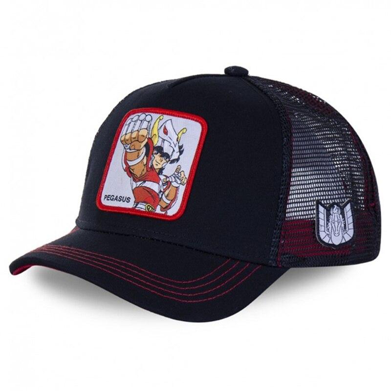 capslab-saint-seiya-pegasus-black-cap