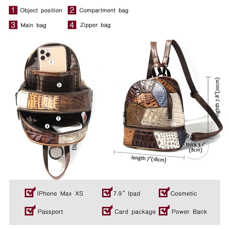 Backpack Patchwork