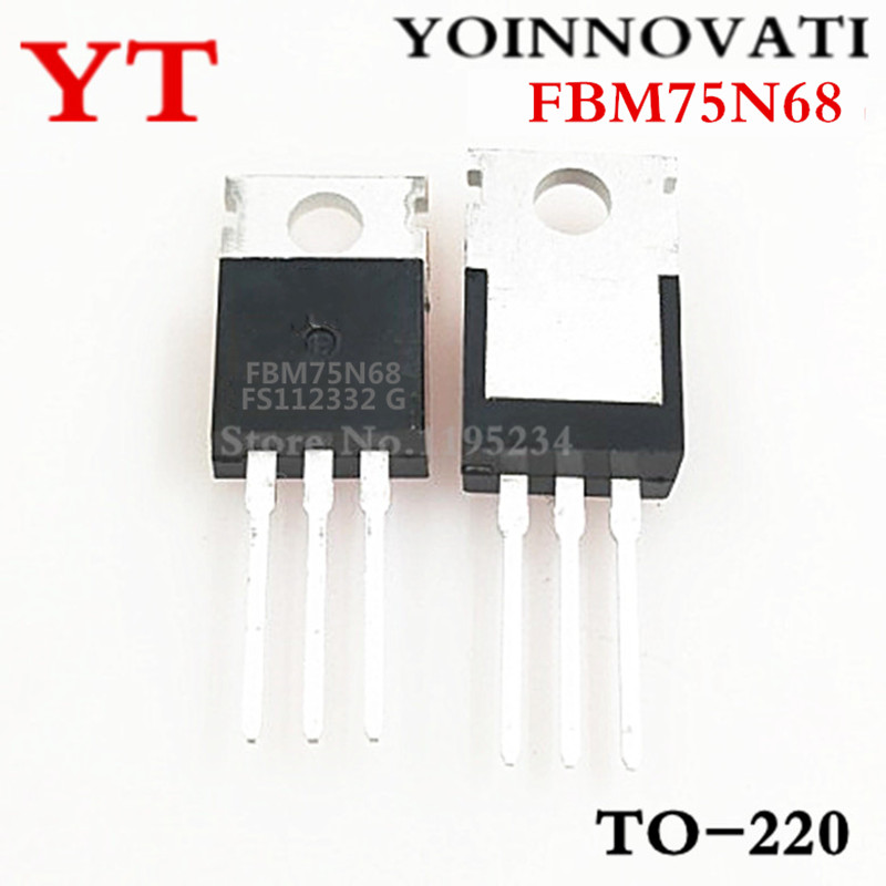 10pcs/lot FBM75N68 TO-220 Best Quality.