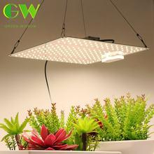 Samsung lm281b quantum led grow placa de luz 600w espectro completo phyto lâmpada para plantas de interior vegon flores hidroponia sistema