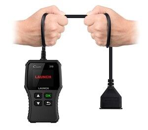 Image 5 - Launch X431 Creader 319 OBD2 Scanner obd 2 Car Diagnostic Tool CR319 Auto ODB Code Reader Car Scan Tools PK ELM327 OM123 AD310