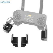 Mini Portable Widen Cellphone Holder For DJI Mavic mini Clip Mount Phone Holder Stand Bracket For DJI Mavic 2 Pro Zoom Drone
