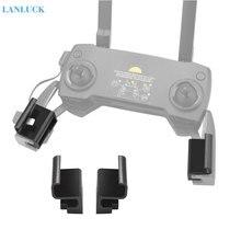 Mini soporte de teléfono móvil portátil para Dron DJI Mavic mini Clip soporte para teléfono, soporte para DJI Mavic 2 Pro Zoom