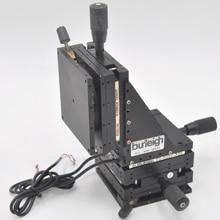 Берли ТС-5000-300 XYZ2R точностью нанометра тонкой настройки платформы электрический пьезокерамики