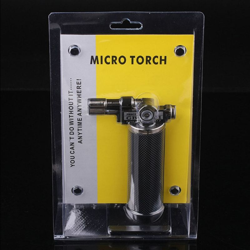 Micro Blow Torch Adjustable Flame Gold Silver Welding Soldering Jewelry Torch