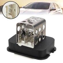 Car Blower Motor Fan Resistor Resistance Regulator for Vauxhall Astra H MK5 1.9 CDTi Heater Blower Interior Fan Motor Resistor цена в Москве и Питере
