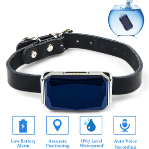 Pet GPS Tracker IP67 Waterproo