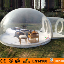 Lowest price inflatable bubble tent with free CE/UL blower does asset price bubble affects investor s behavior