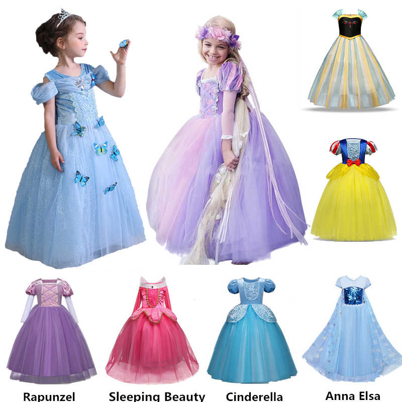 3 10t Nueva Princesa De Sofia Enredada Rapunzel Otoño