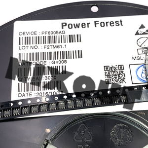 Image 3 - 10 قطعة ~ 50 قطعة/الوحدة 6005A PF6005AG PF6005AG PF6005A SOT23 6 100% الأصلي أصيلة