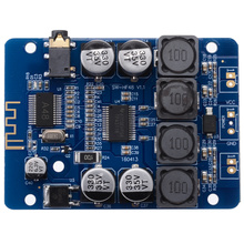 New TPA3118 2x30W DIY Audio Amplifier 8-26V DC Stereo Speaker bluetooth Digital Power AMP Board For 4/6/8 Ohm
