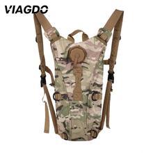Plecak taktyczny Outdoor wodoodporny Oxford lekki wojskowy worek na wodę do jazda na rowerze polowanie piesze wycieczki wspinaczka konna wspinaczka