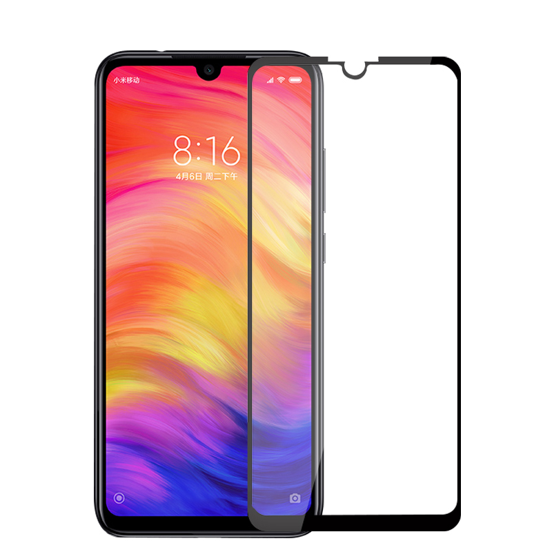 Tempered Glass Cover For Xiaomi Redmi Note 5 6 7 Pro S2 6 6A 5A Full Cover Screen Protective Film For Redmi 6 Pro 5 Plus Note 5A