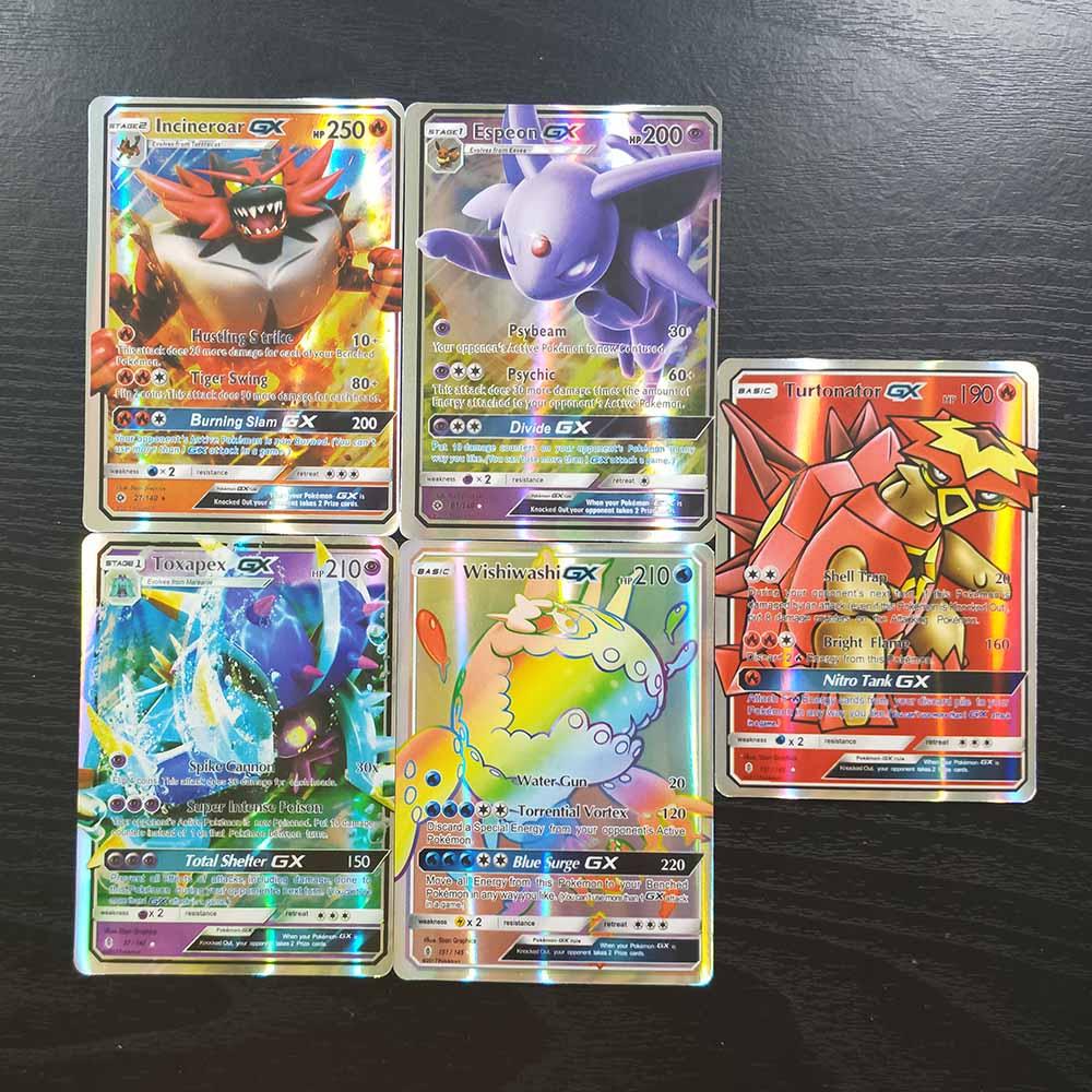 Takara tomy pokemon cartão coleções batalha brilhante